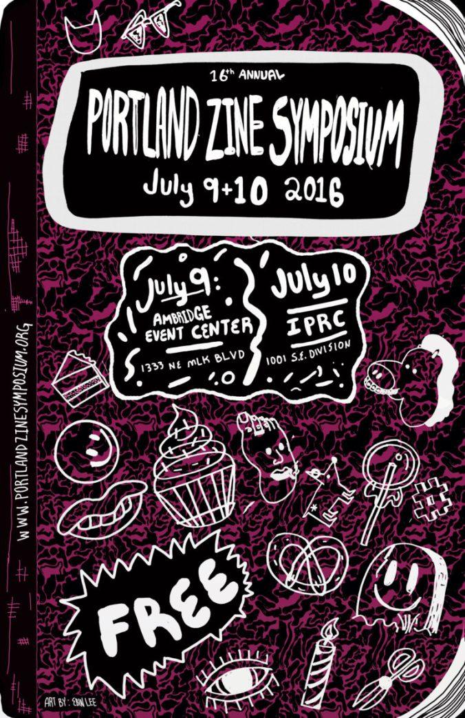 Portland Zine Symp.